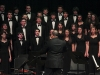The chorus performs at the annual Christmas concert on Thursday, Dec. 15.