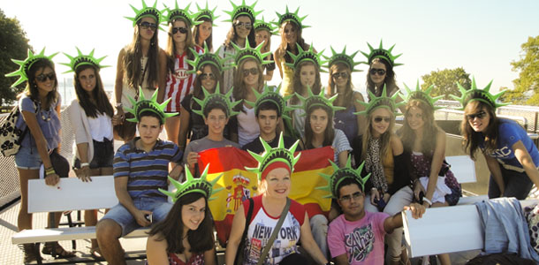 Spanish exchange student reflects on cultural differences
