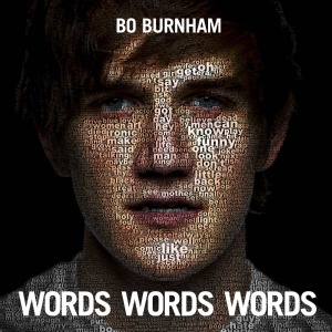 Burnham brings out twisted 'word' play