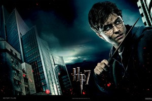 harry potter feat