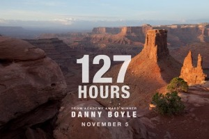 James Franco delivers captivating performance in '127 Hours'