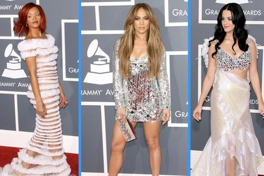 Best and worst of the Grammy's red carpet