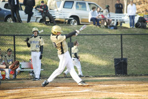 Baseball progresses toward playoffs