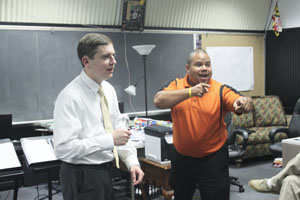 Bolden succeeds Briggs as music director for next school year
