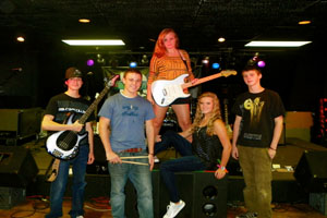 """Cryin' Out Loud"" rocks local music scene"