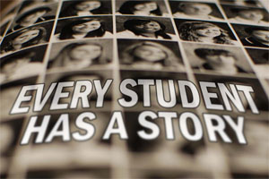 Every Student Has a Story: Adriana Baker