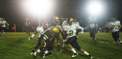 Crusaders crush Patriots