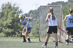 Ries ranked nationally among high school lacrosse goalies