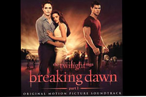 Breaking Dawn Sountrack Sets the Tone for the Film