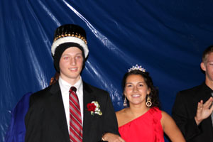 Homecoming court has potential to exemplify positive characteristics