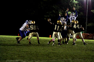 JC emerges victorious in Homecoming football game against St. Mary's