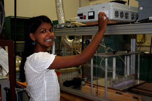 Students take advantage of summer internship programs