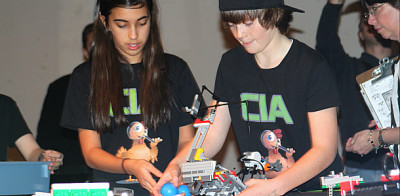 JC hosts annual FIRST LEGO League robotics competition