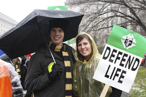 Pro V Con: March for Life contains all emotion, little reason