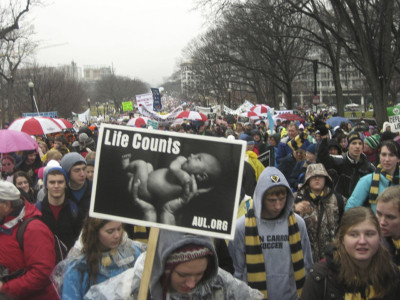 March for Life sparks optimism