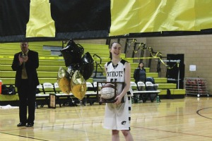 Women&#8217;s basketball shuts out Fallston in overtime, Ripken celebrates 1000-point milestone