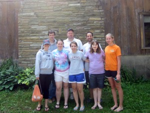 Appalachia work camp gives new meaning to summer vacation