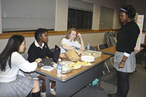 Culture Shock instructs students about African American culture