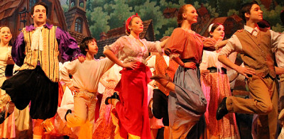 Theater Department brings &#8220;Cinderella&#8221; to life
