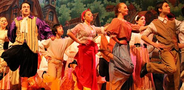 "Theater Department brings ""Cinderella"" to life"