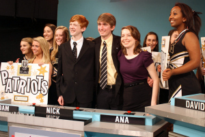Academic Team triumphs in close victory
