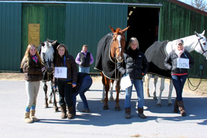 Equestrian team places eighth, fails to proceed to Nationals