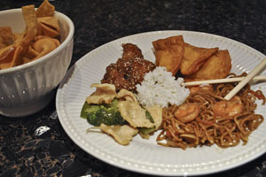 Kim Wah delivers delicous Chinese food at great prices