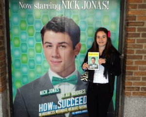 Junior fulfills wish of meeting Nick Jonas in NYC