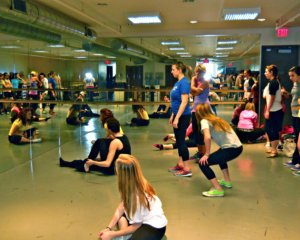 Dance for Fitness ventures to Hippodrome Theatre