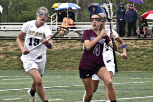 Women&#8217;s lacrosse edges Severn at Cedar Lane