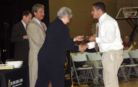 Week in Pictures: Senior Awards Ceremony