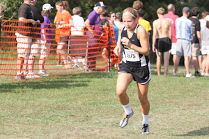 Women&#8217;s cross country team sprints off to a strong start