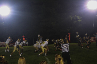 Football team kicks off to successful season