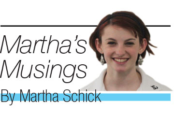 Martha's Musings: Activities lose extra earnings
