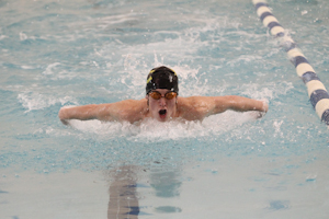 Swim team struggles to stay afloat