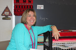 Teacher Spotlight: Susan Garcia