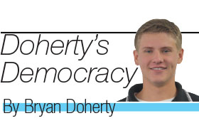 Doherty&#8217;s Democracy: JC students rise above example of respect
