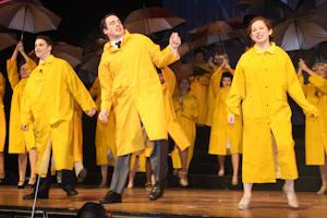 Theater Dept. performs in Disney