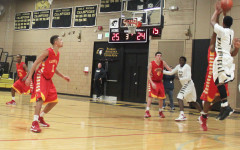 Men's basketball defeats Calvert Hall in close play off game