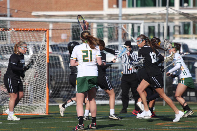 Womens lacrosse looks forward to season with large roster