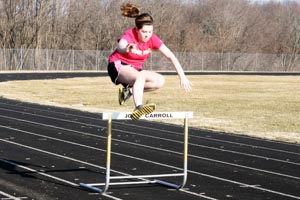 Outdoor track hopes to replicate indoor success
