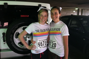Color Run spreads joy through runners