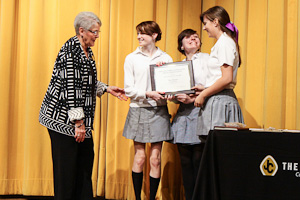 Columbia Scholastic Press Association awards The Patriot Silver Crown