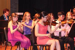 Music Dept. shows true colors in Spring Concert