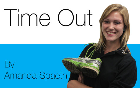 Timeout with Amanda: Athletes balance life off the field