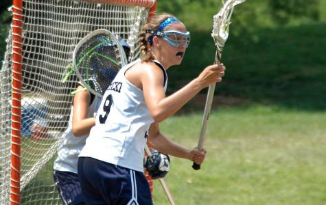 Senior lacrosse player decides on college