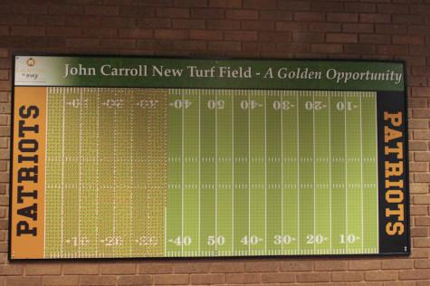 Turf Fields planned for JC