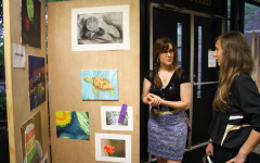 Fine Arts Show beautifies JC halls