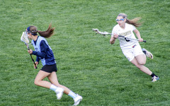 JV women's lacrosse dominates field